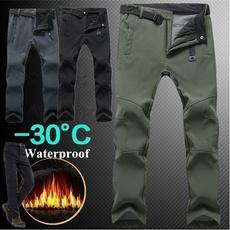 waterproofpant, Fleece, trousers, Hiking