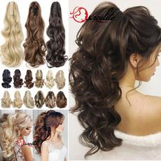 wig, Hairpieces, Extensiones de pelo, ponytailwig