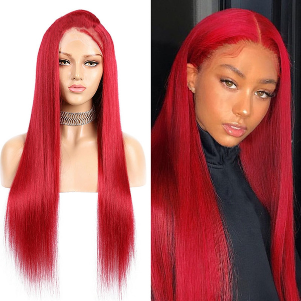 wig, Synthetic Lace Front Wigs, Fashion, longstraighthair