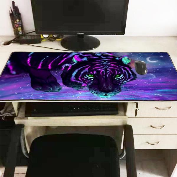 purple, Mouse, Tiger, PC