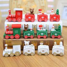 decoration, Decor, woodentrain, Christmas