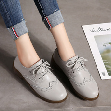 Outdoor, Breathable, casual shoes for women, fashion tie