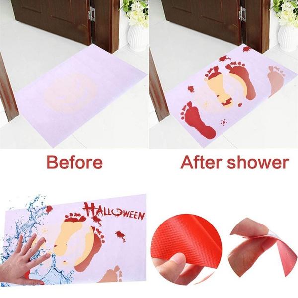 doormat, Bathroom, Sheets, Shower