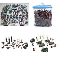 toysset, Tank, Army, soldierkit