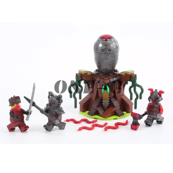 building, Toy, for, figure