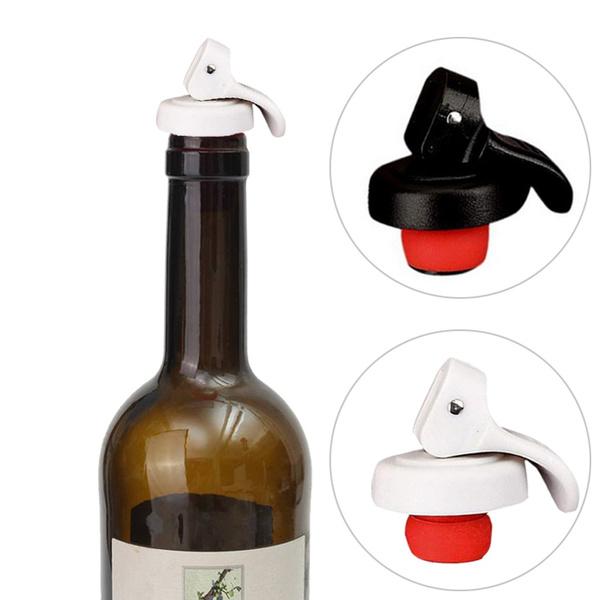 reusablecap, winebottlestopper, beerstopper, Bottle