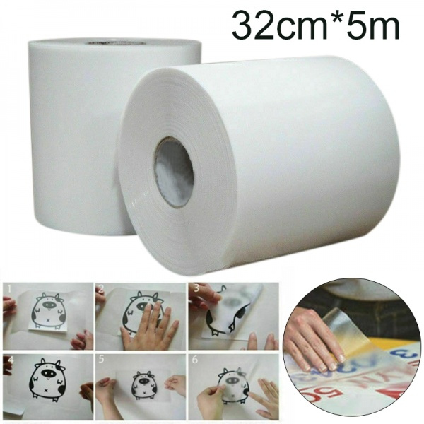 Adhesives, transfer, Clear, clearapplicationtape