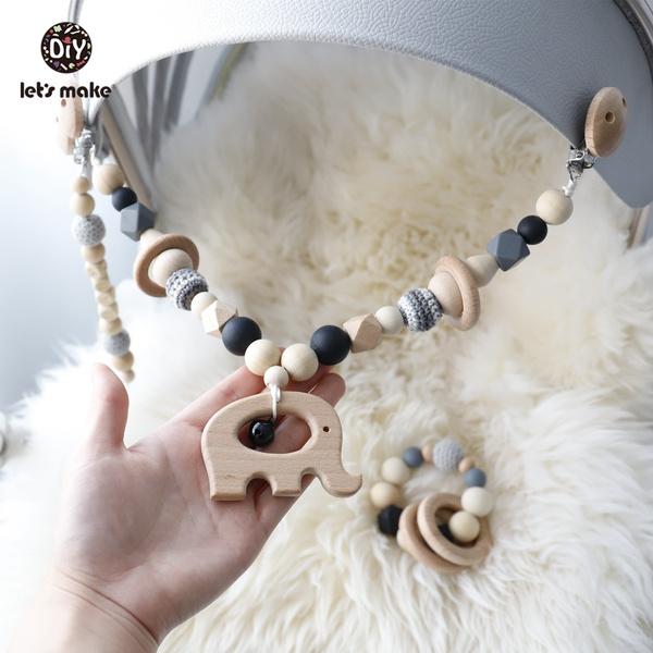 babymobile, strollerchain, pacifierholder, Jewelry