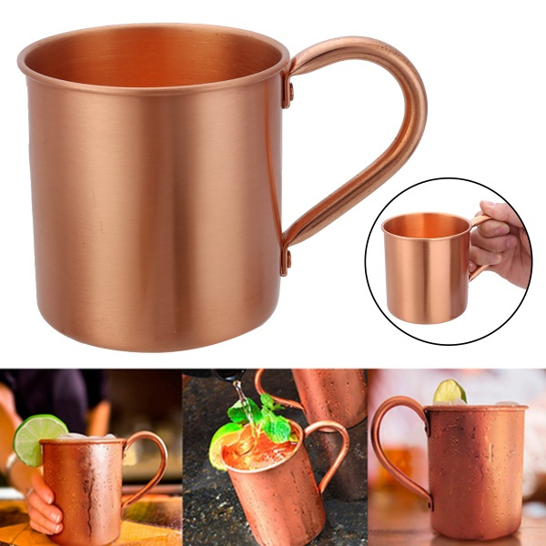 Copper, Coffee, moscowmug, drinkingcup
