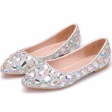 Flats & Oxfords, Flats shoes, Colorful, Woman Shoes
