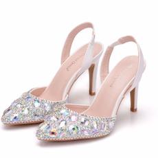 Beautiful, Sandals & Flip Flops, wedding shoes, Wedding
