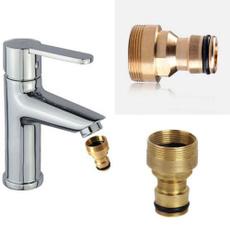 Brass, Mixers, Faucet Tap, Garden