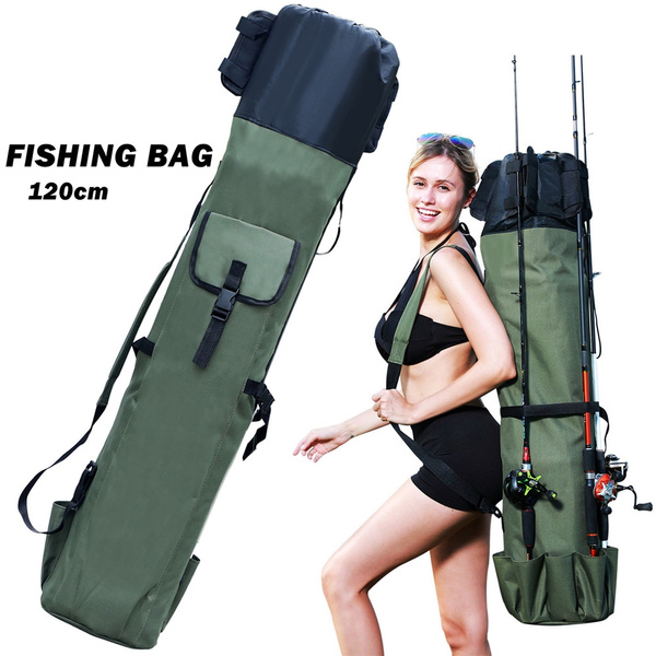 fishingrodbag, fishingtacklebag, outdoorfishingbag, fishingrodreelcase