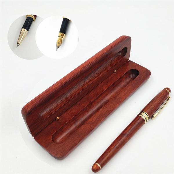ballpoint pen, case, Gifts, woodenpen