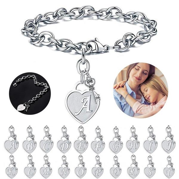 Charm Bracelet, infinity bracelet, Jewelry, Gifts