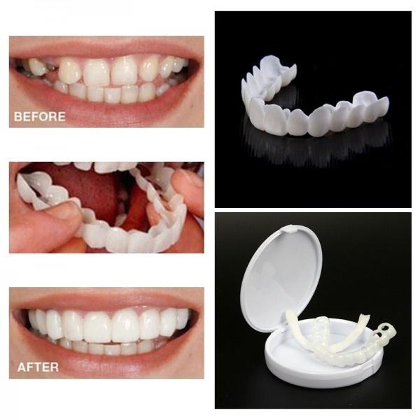 Sleeve, denture, teethbrace, Tool