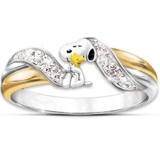 cartoonpuppy, Sterling, Engagement, 925 sterling silver