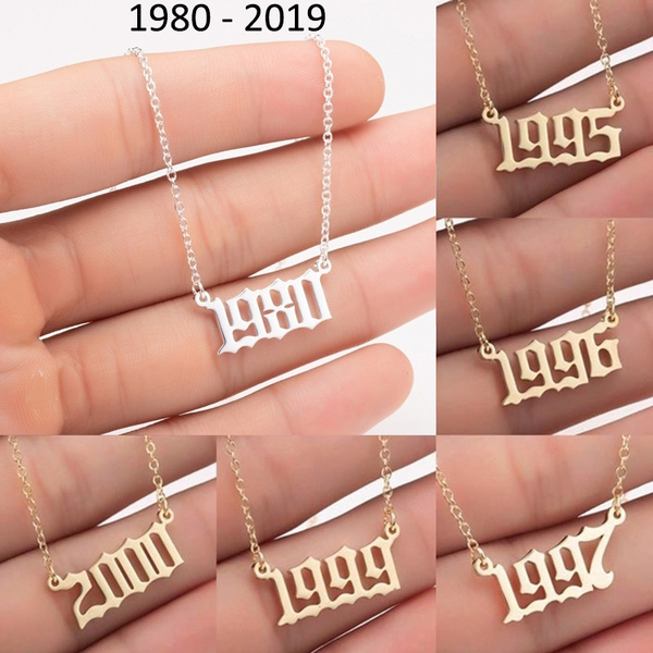 Steel, Personalized necklace, Stainless Steel, Jewelry