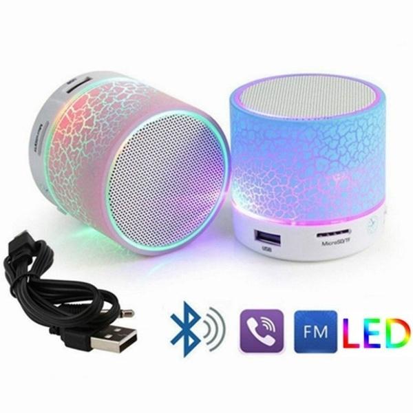Mini, stereospeaker, led, usb