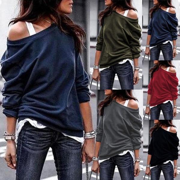 Fashion, Ladies Fashion, Sleeve, one-shoulder