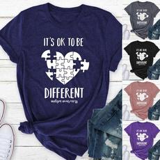 Fashion, Shirt, Gifts, autismteachershirt