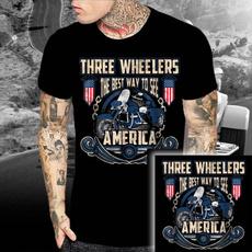 trikemotorcycletshirt, T Shirts, America, Motorcycle