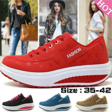 casual shoes, Sneakers, Plus Size, Fitness
