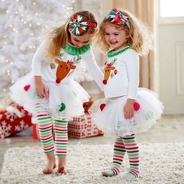 toddlergirl, kids clothes, Christmas, Girls' Clothing (Newborn-5T)