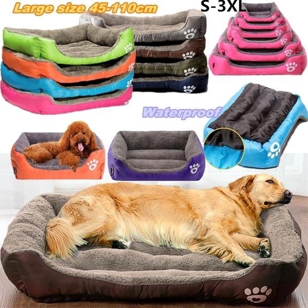 Cotton, large dog bed, Beds, Medium