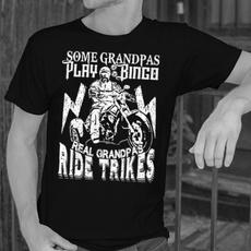 Real, grandpasride, T Shirts, grandpa