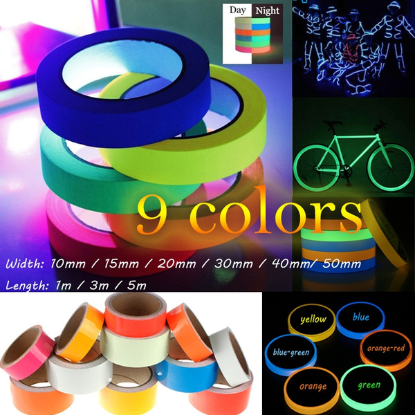 Home & Kitchen, glowtape, luminousfilmsticker, luminoustape