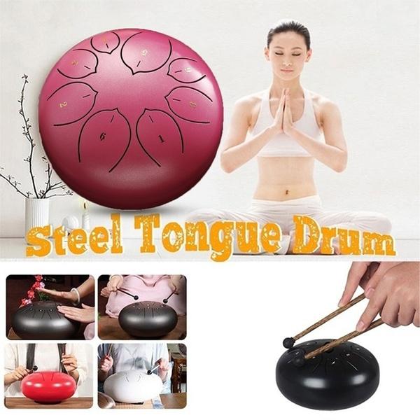 Steel, minidrum, handpandrum, Musical Instruments