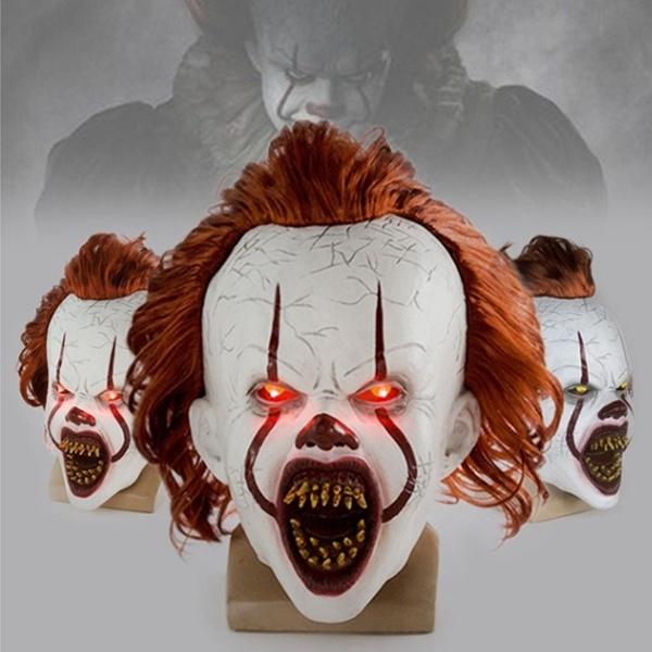 masksforhalloween, jokermask, scary, Cosplay