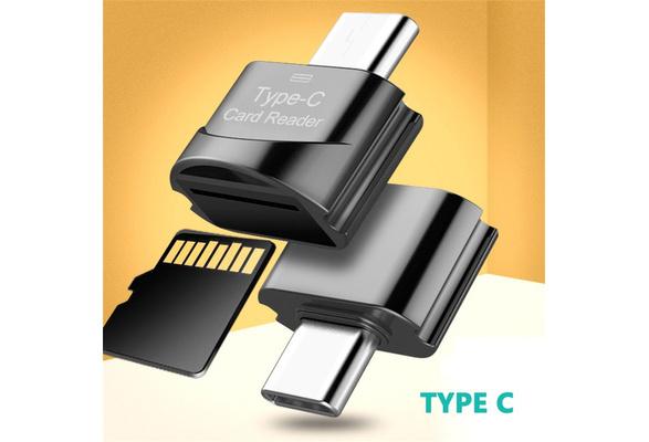 YOUKITTY Mirco USB TF Card Reader Adapter Metal Memory Card Readers Compatible