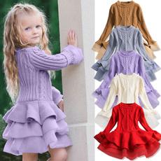 girlsknitteddre, kidssweater, Long Sleeve, kidslongsleevedre