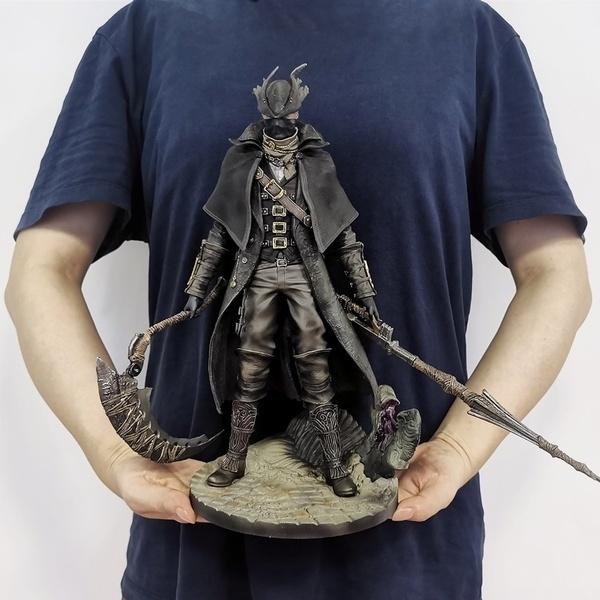 bloodborne, Toy, figure, Hunter