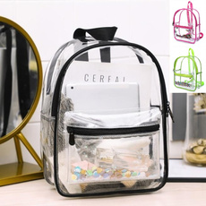 School, college bags girls, rucksacksforschool, transparent backpack