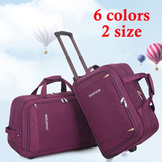 Fashion, metalhandle, luggageampbag, Luggage