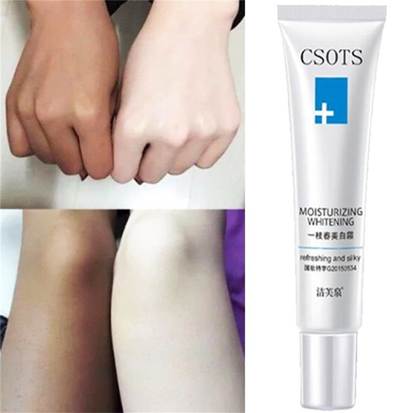 New Powerful Instant Skin Whitening