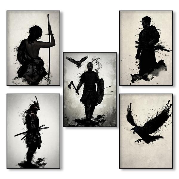 japaneseposter, art, Home Decor, japonresimleri