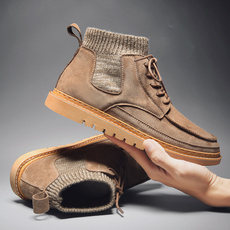 non-slip, casual shoes, Winter, Boots