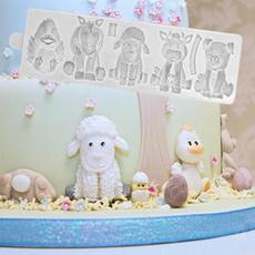 Sheep, animalsmold, horse, Baking