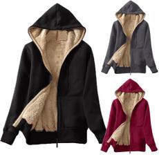 Fashion Accessory, hooded, casualblousewomen, Winter