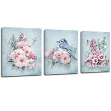 canvasartwalldecor, pink, Decor, girlroomdecal