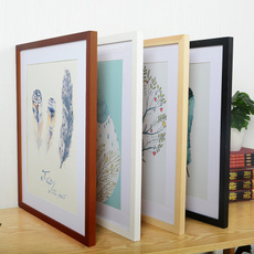 Wall Art, Color, Photo, Frame