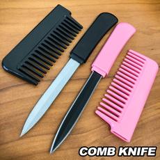 hiddenblade, haircomb, dagger, brushknife