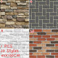 bricksticker, Home Decor, Beauty, Waterproof