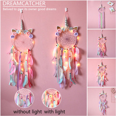 led, wallhanging, Dreamcatcher, dreamcatcherlight