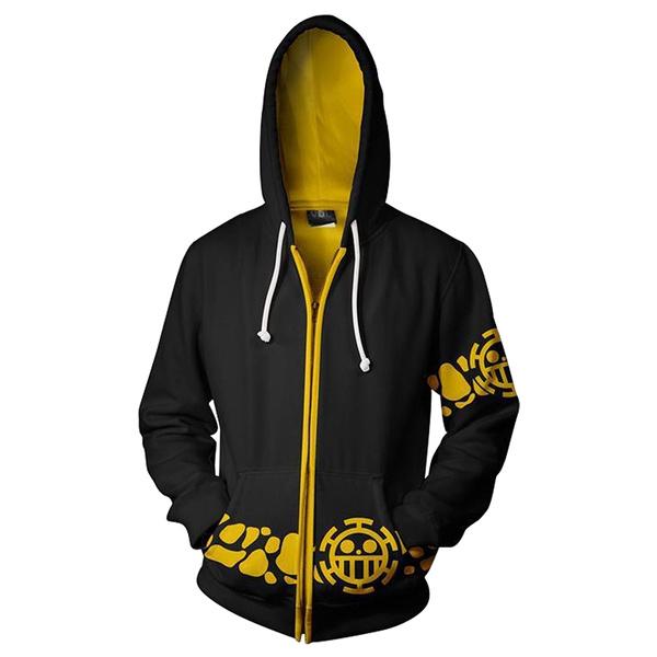 halloween hoody, anime hoodie, Cosplay, Zip