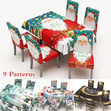 chairslipcover, chaircover, christmaschairslipcover, tableclothandchaircover